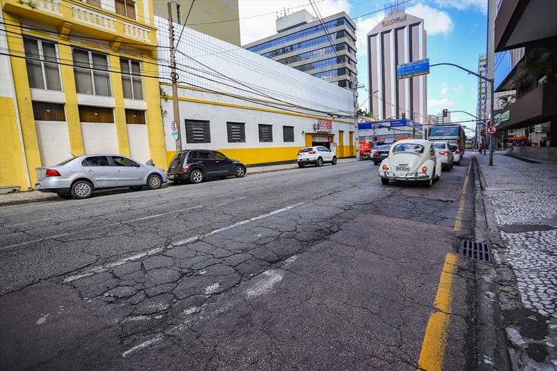 Obras Rua Tibagi
