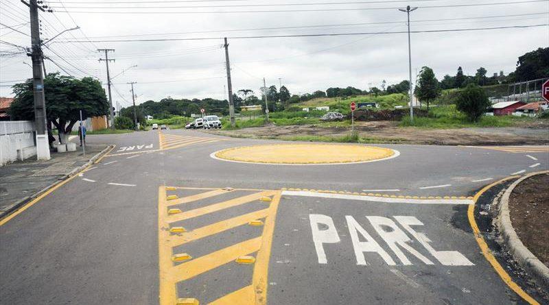 Rotatória São Braz