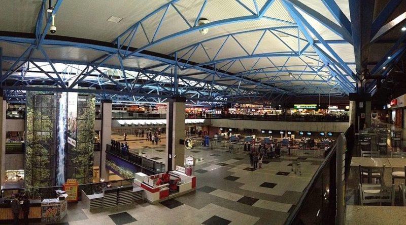 Aeroporto Afonso Pena Infraero