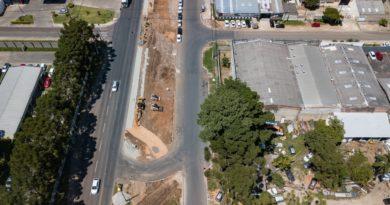 Avenida Maringá Por cima