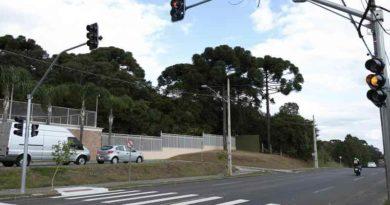 Novo semáforo