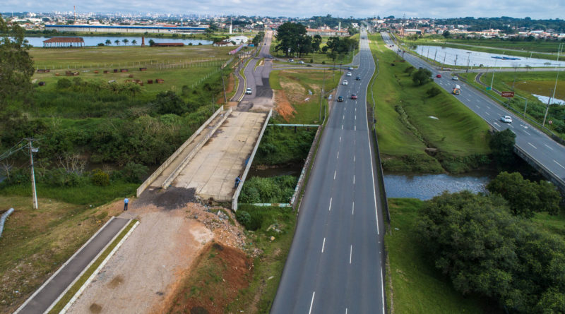 Ponte Rio Iguaçu