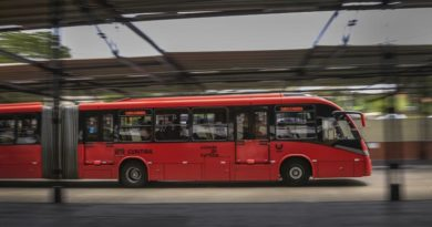 Transporte Curitiba Ônibus
