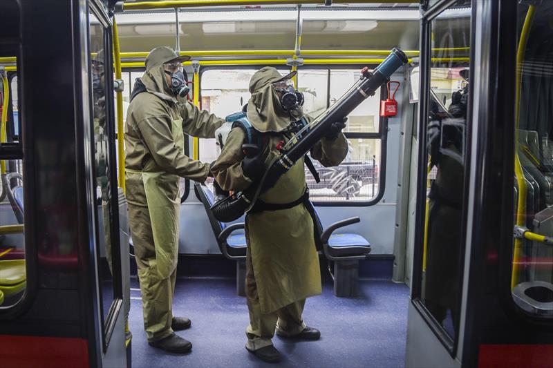 Exército Bus Curitiba