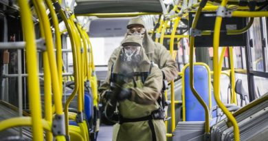Exército Bus em Curitiba