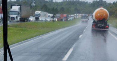 BR-116 km 1
