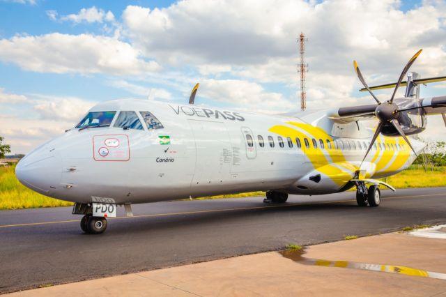 VOEPASS Avião