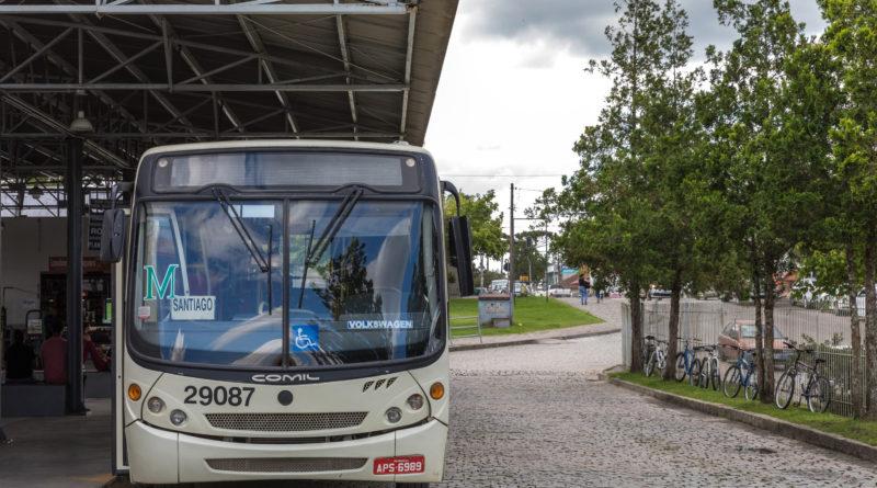 Terminal de Ônibus em Piraquara