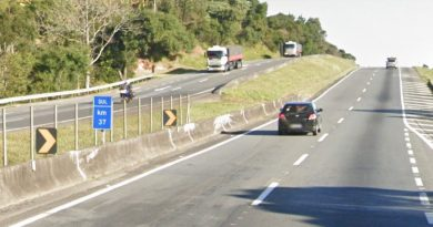 BR-116 no km 37