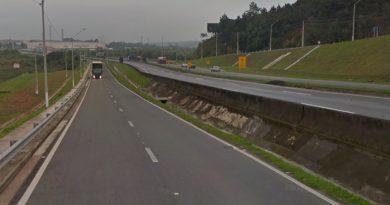 BR-376 em São José Pinhais