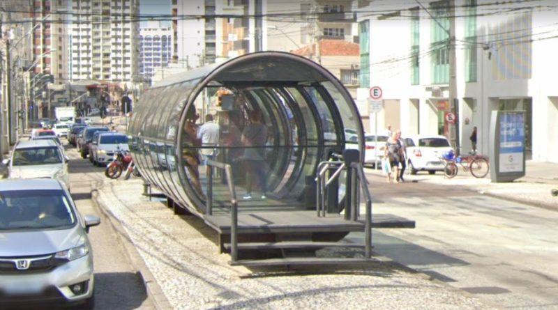 Estação-tubo Dom Pedro I