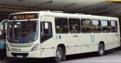 Vila Zumbi Ônibus