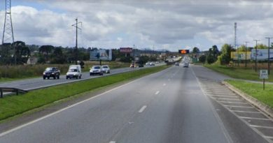 BR-277 km 70