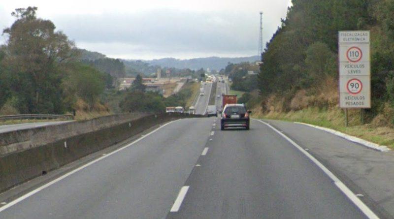 km 70 da BR-116