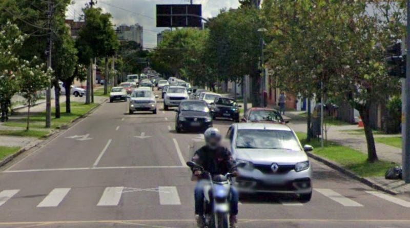 Rua Brasílio Itiberê Curitiba