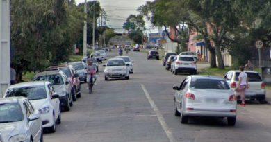 Rua Sant'Ana do Itararé