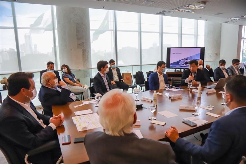 Reunião VLT