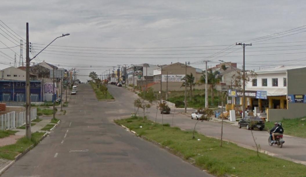Rua Marcos Bertoldi