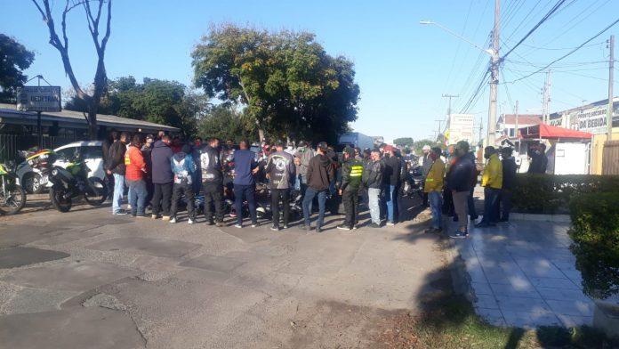 Manifestação Capão da Imbuia