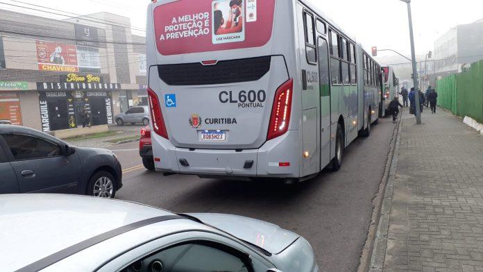Acidente Ônibus Hauer