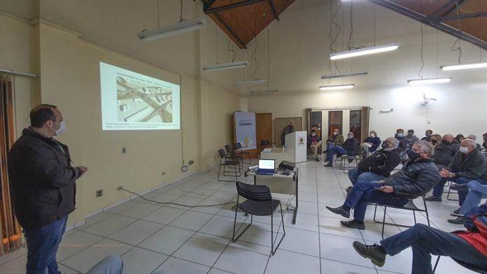 Reunião Trincheira