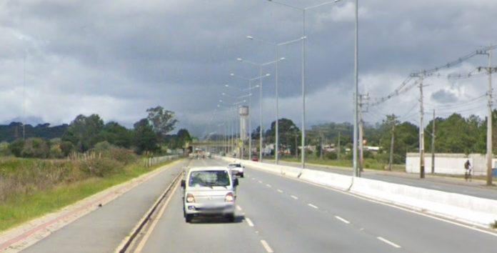 Rodovia Jacomel Piraquara