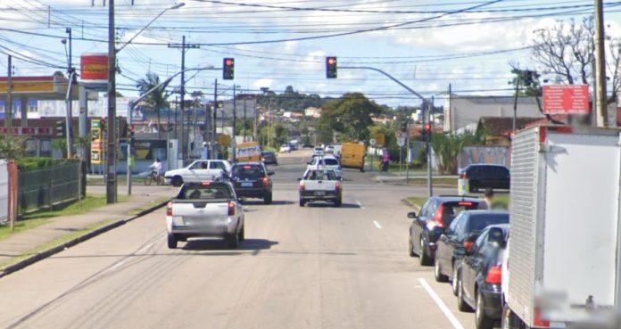 Rua Napoleão Laureano